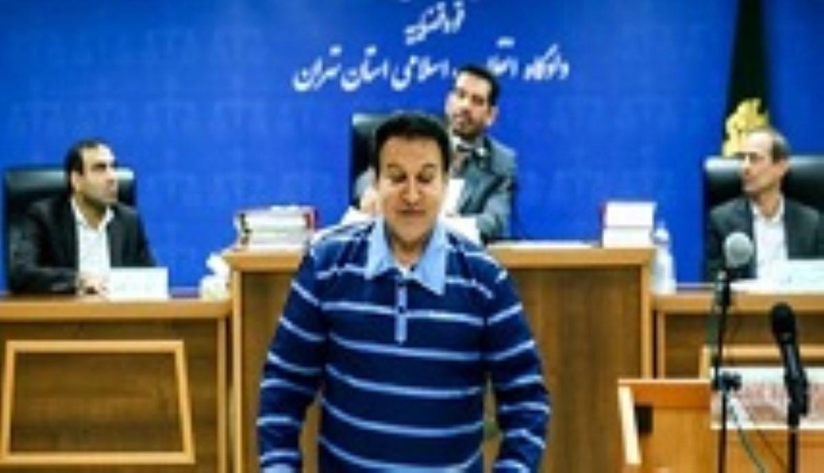 حسین هدایتی به 20 سال زندان محکوم شد
