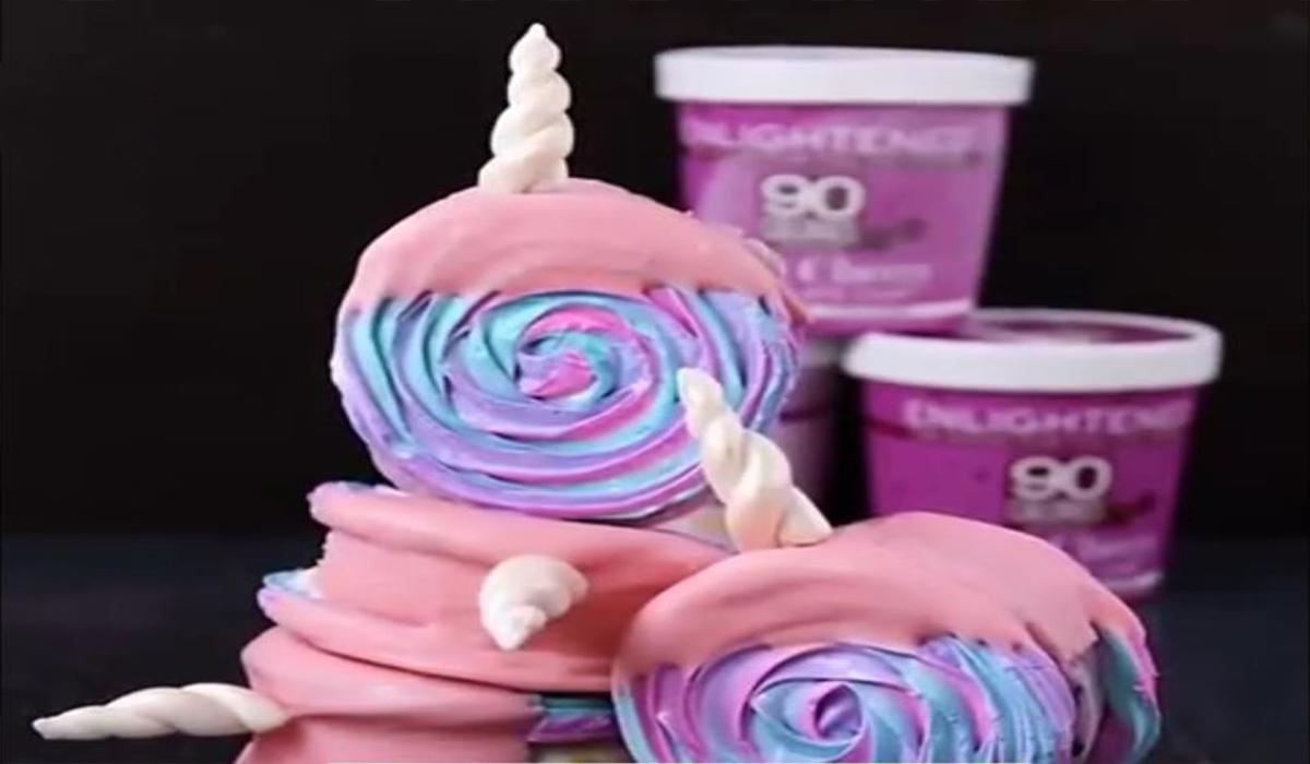 طرز تهیه بستنی رزی