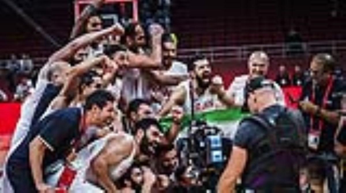 خلاصه بازی ایران 95- فیلیپین 75 (جام جهانی بسکتبال)