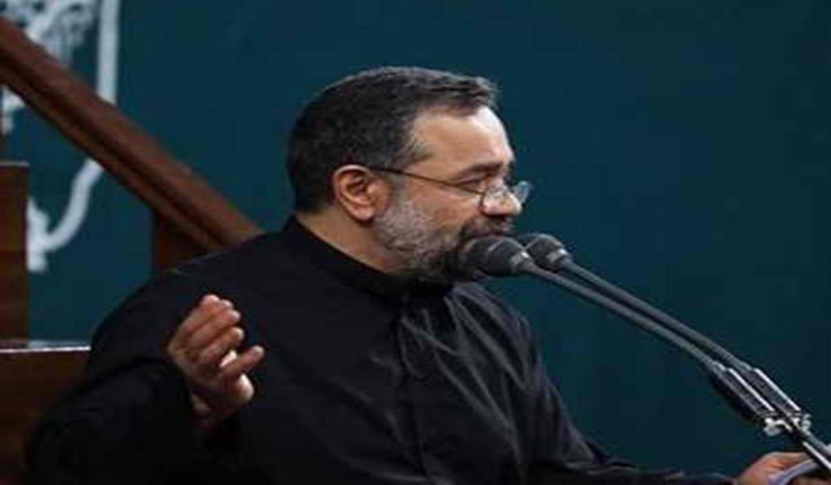 محمود کریمی/ مداحی در حضور رهبر معظم انقلاب؛ شام غریبان 98