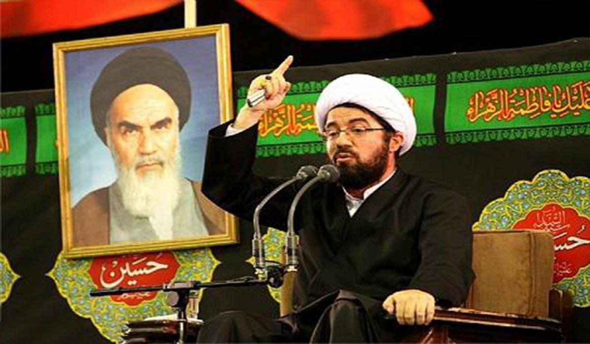 حجت الاسلام عالی/ سخنرانی در حضور رهبر معظم انقلاب؛ شب تاسوعا 98
