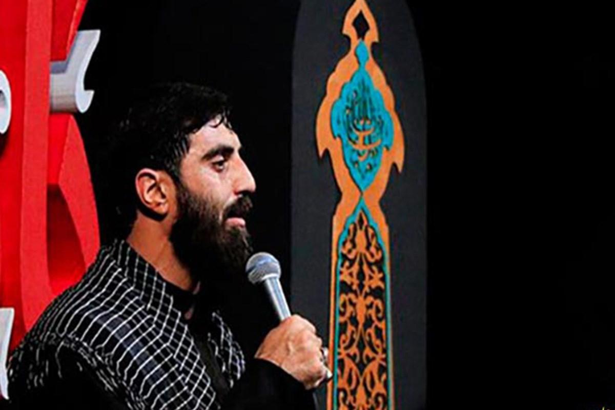 سید رضا نریمانی: سلام سایه سرم سلام یار و یاورم/ شام غریبان 98