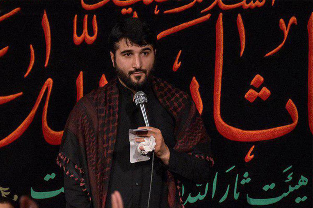 ابوذر بیوکافی: زینب باید صبور باشی اگه منم دیگه برم/ شب عاشورا 98