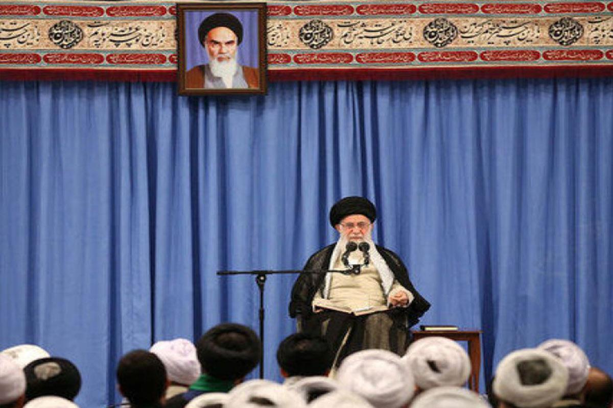 رهبر انقلاب: مذاکره با آمریکا یعنی تحمیل خواسته های آمریکا به ایران