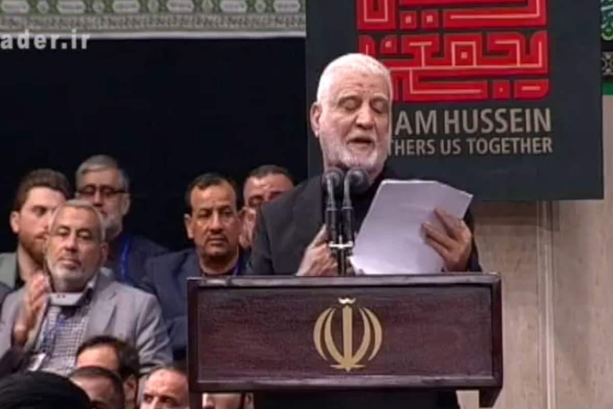 مداحی حاج ابوبشیر النجفی/ حب الحسین یجمعنا
