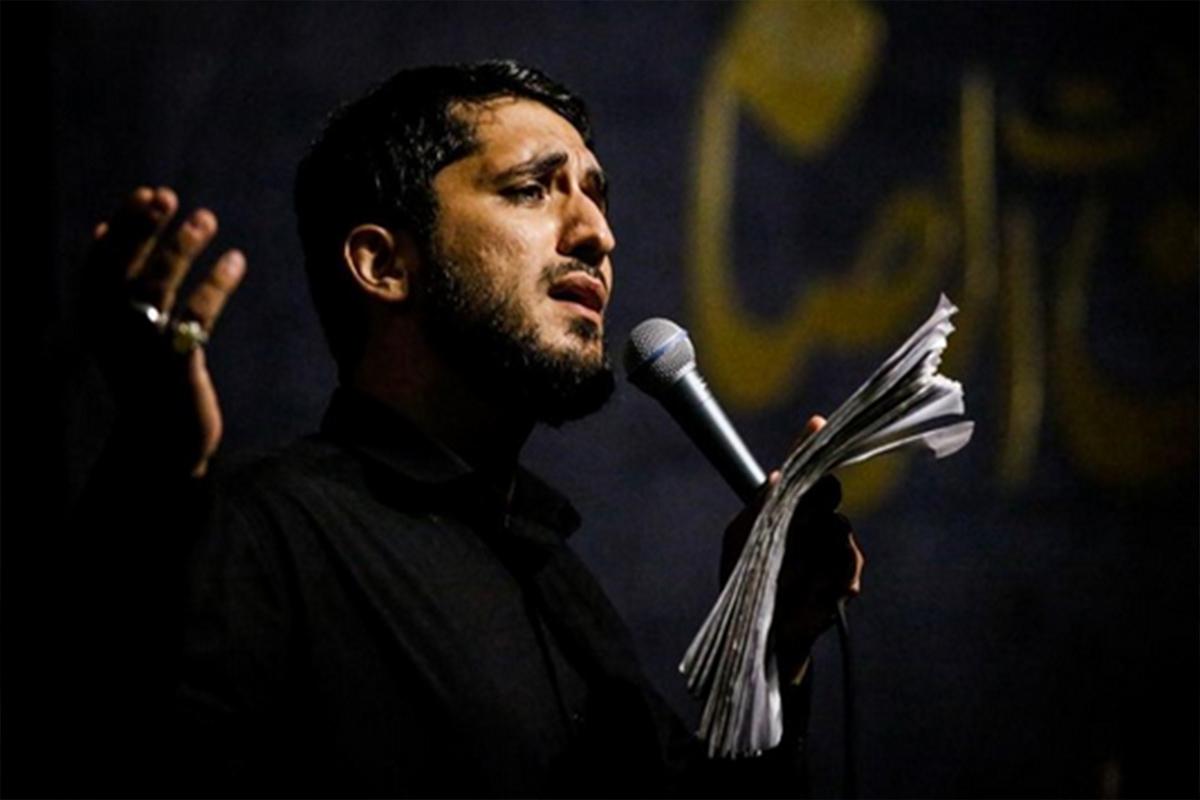 مداحی شنیدنی حاج امیر عباسی با مضمون خیابانهای بیشهید