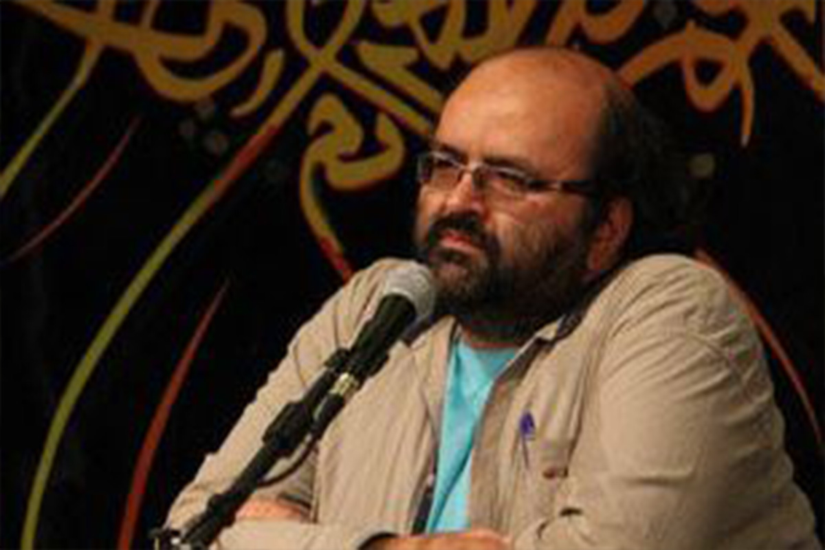 حسین کشته نهی از منکر است؛ شعرخوانی عاشورایی علیمحمد مودب