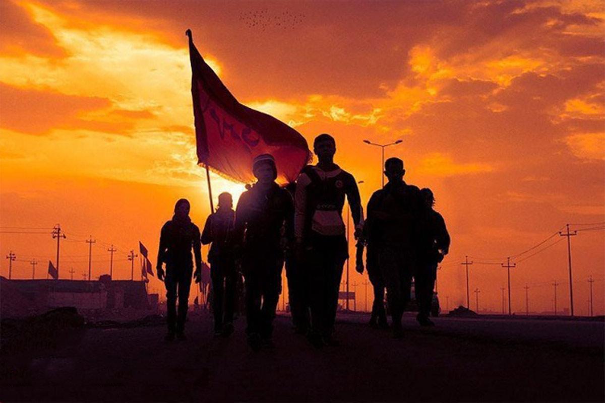حجتالاسلام انصاریان/ پیادهروی اربعین سلاحی در برابر دشمن