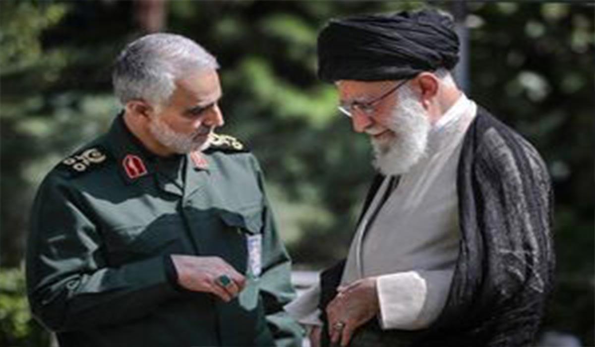 واکنش مشابه رهبرانقلاب و حاج قاسم نسبت به فرزند شهید