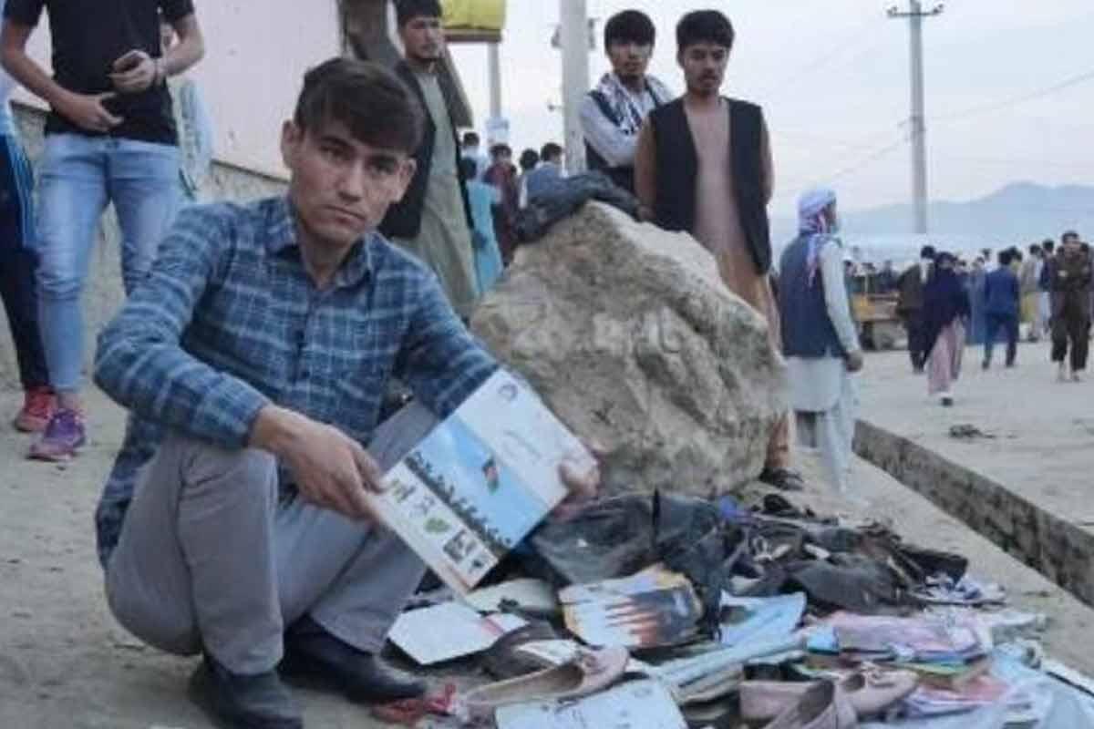 سیاه شد روزگار من   استوری تسلیت به مردم افغانستان