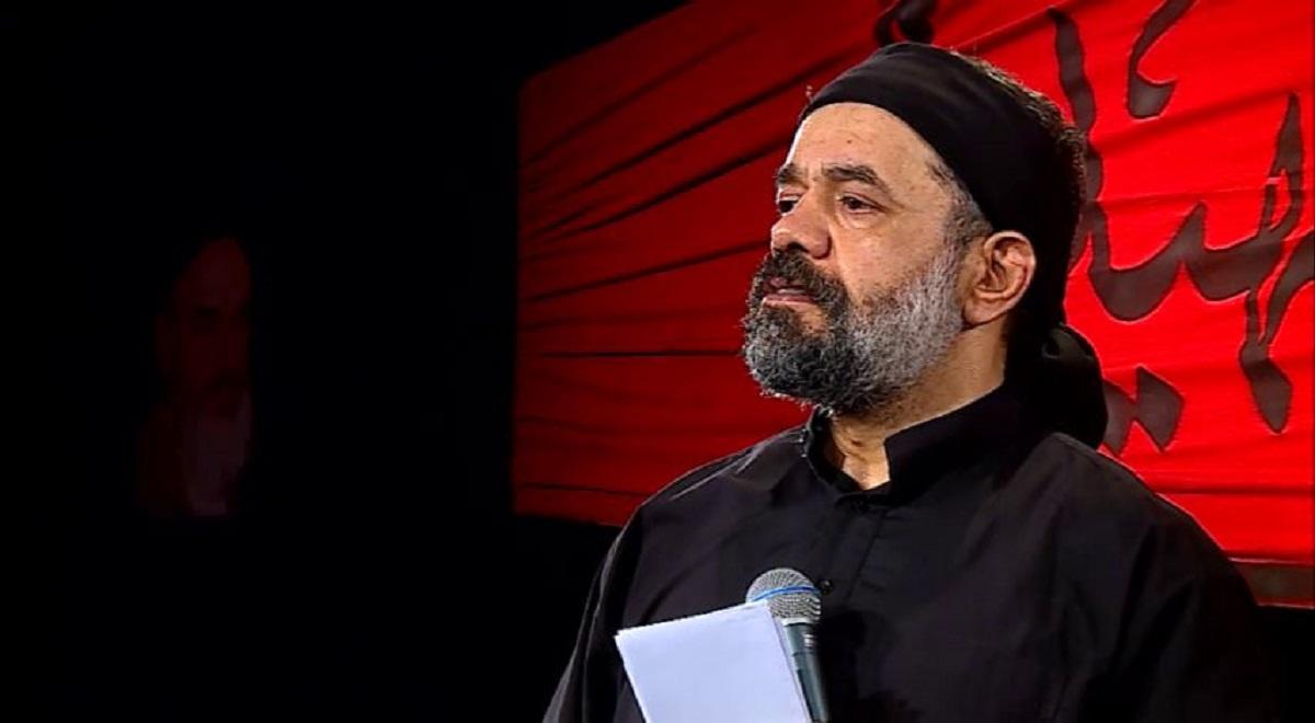 وفات حضرت معصومه (س) / حاج محمود کریمی / دم آخر بی تو چشم من گریونه