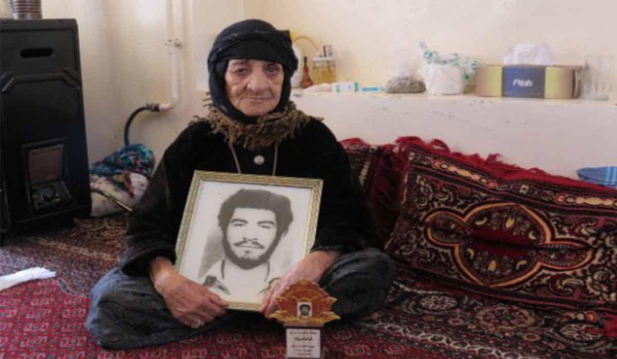 غیرت مردم مبارز کردستان...