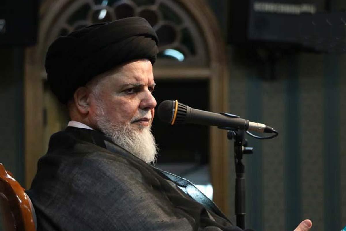 مقام حضرت زهرا در معراج/ استاد هاشمی نژاد