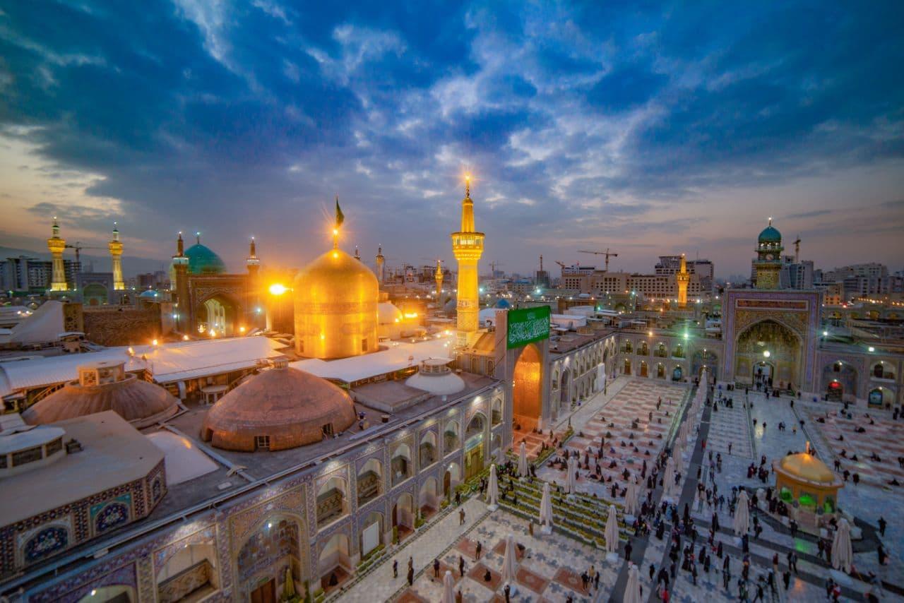 حکمت | عاشق امام رضا (علیهالسلام) بود  / استاد عالی (نسخه اینستاگرام)