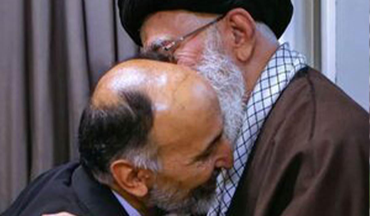 حکم سرلشکری برای سردار شهید حجازی
