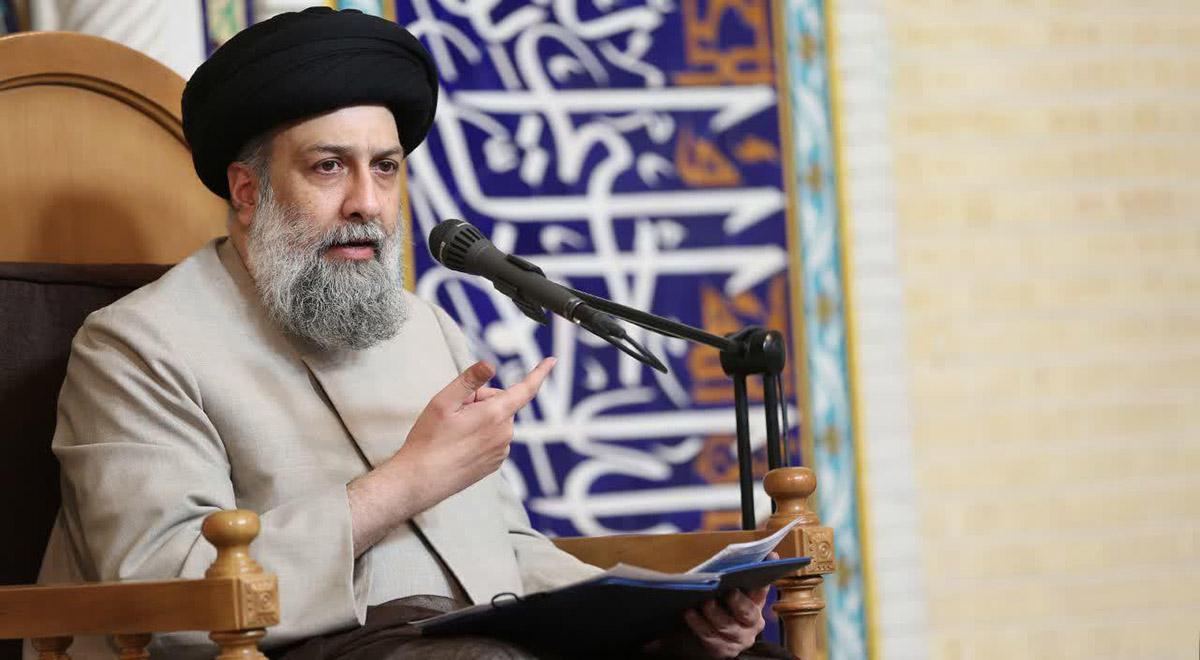 اکولایزر تصویری| شهادت حضرت رقیه(س)/حجت الاسلام علوی تهرانی