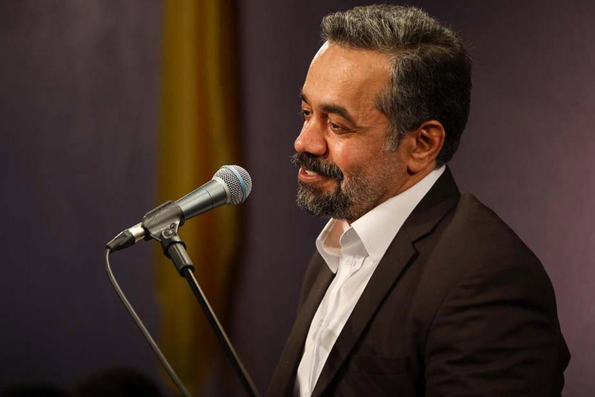 مداحی عید غدیر/ کریمی: بیعت کردم با تو روزی که یکی بود یکی نبود (سرود جدید)