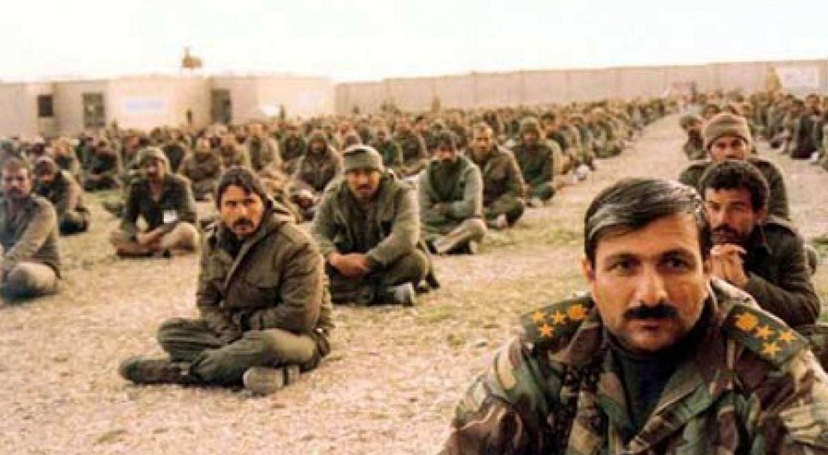 ماجرای جذب اسیر عراقی توسط شهید ابراهیم هادی
