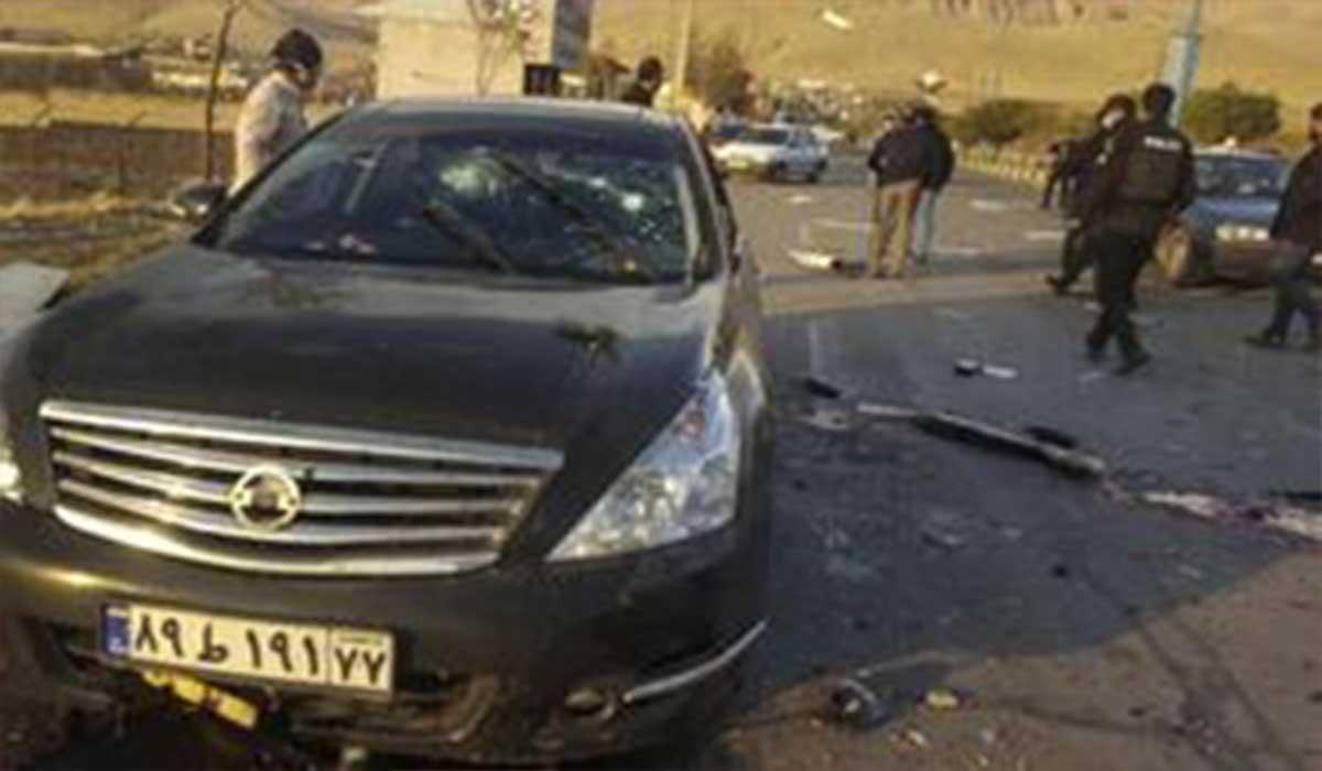 انتشار جزئیات ترور شهید فخریزاده