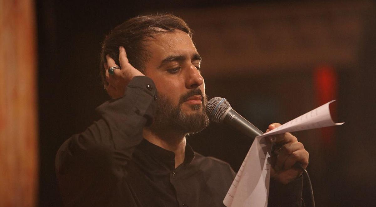 نماهنگ | به لحظه ی بریدن سرت آه می کشم / محمد حسین پویانفر