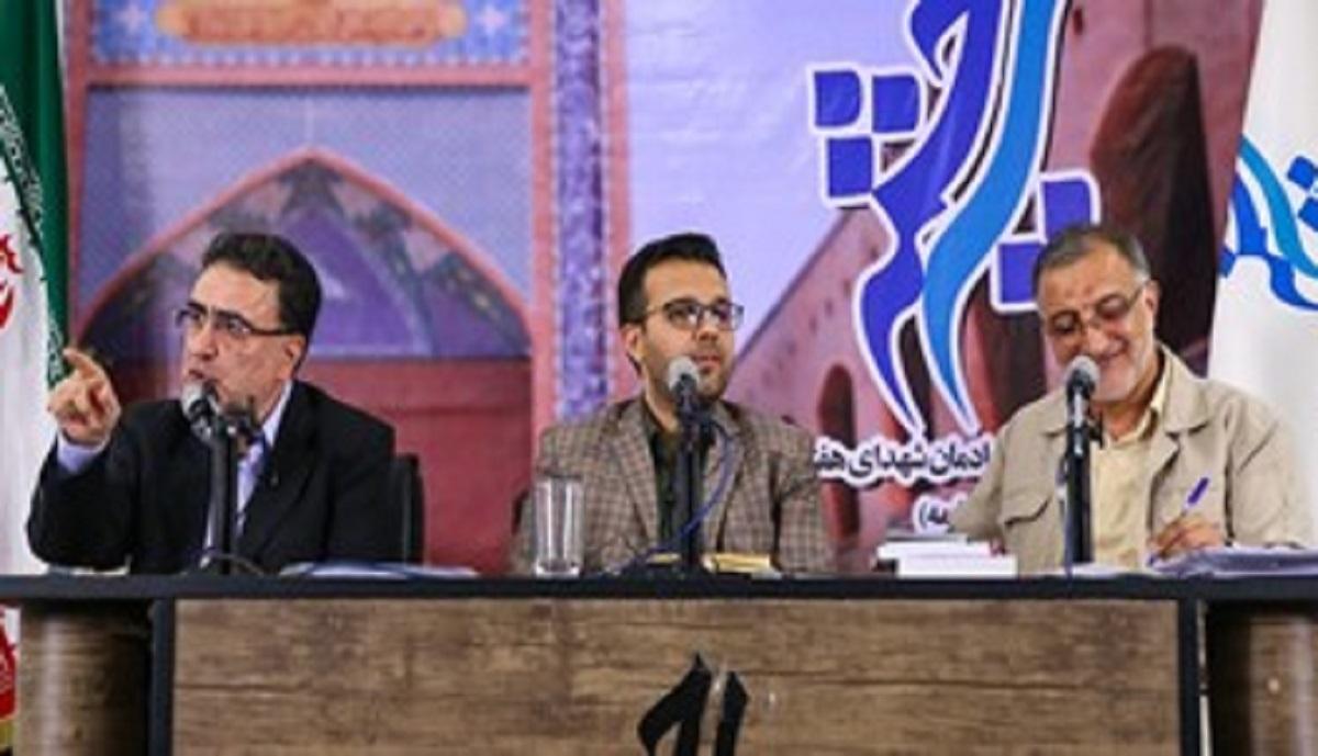 زاکانی: تاجزاده و دوستانش راه را برای آمریکایی ها باز کردند