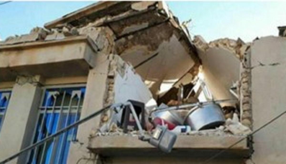 جزئیات زمینلرزه 5.7 ریشتری