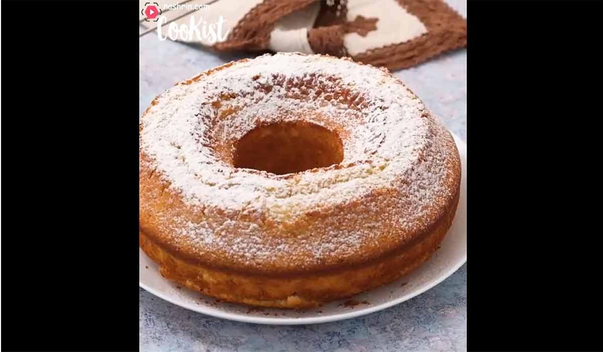 کیک | طرز تهیه کیک کیوی