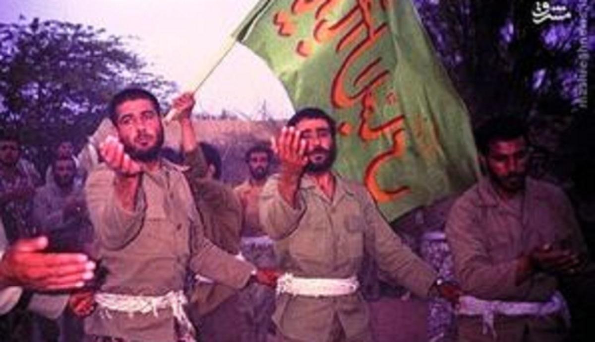 حال و هوای محرم سال1365 در جبههها