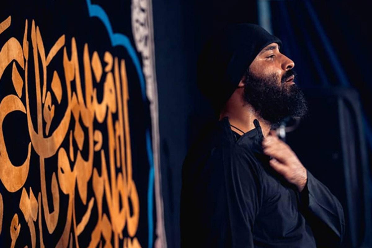 مداحی محرم 98/ هلالی: دنیای من آقای من (شور)