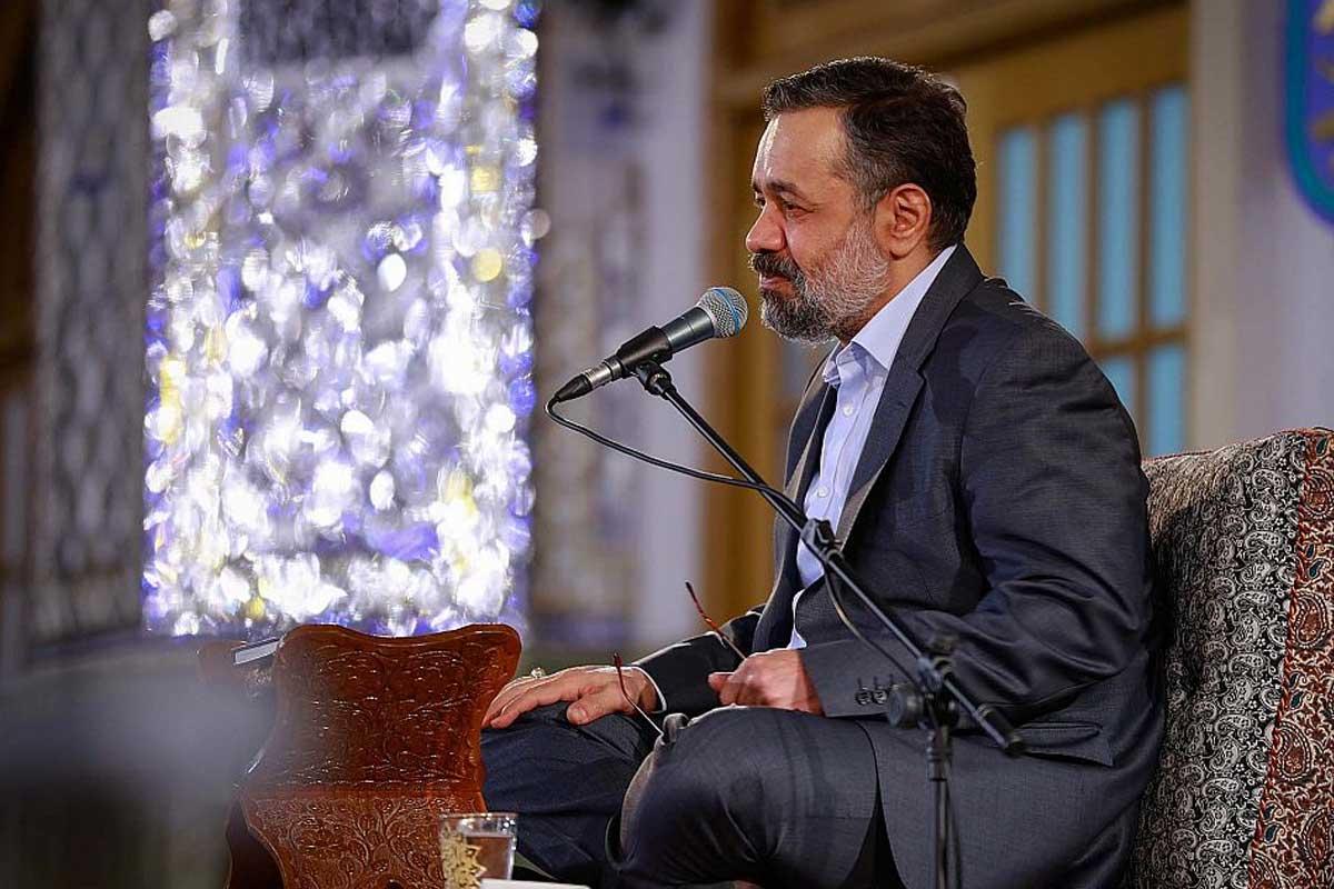 الهی العفو ببین گناه باهام چه کرده(مناجات)/ حاج محمود کریمی