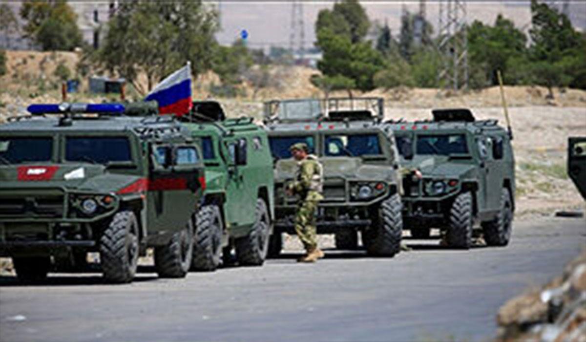 استقرار ارتش روسیه در کریمه