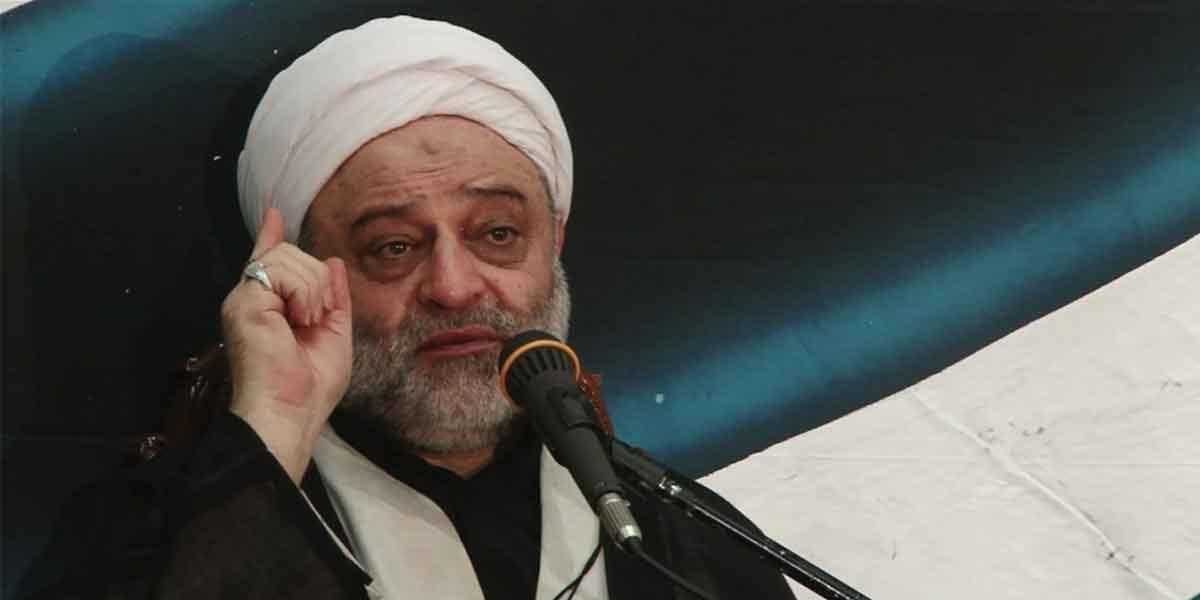 جایگاه محب حضرت علی(علیه السلام) بهشت است | حجت الاسلام فرحزاد