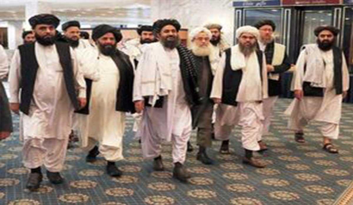 اولین دولت طالبان!