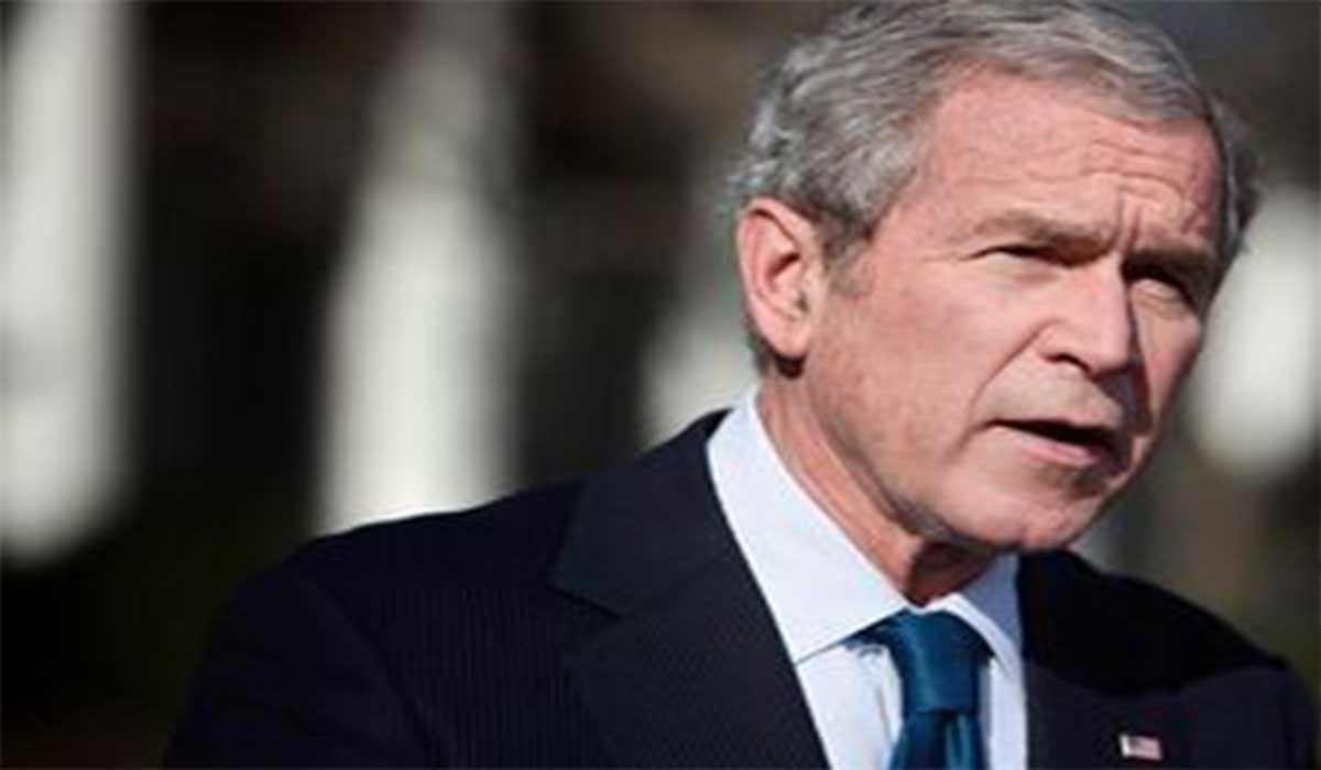 """فریادهای کهنه سرباز آمریکایی بر سر """"بوش"""""""