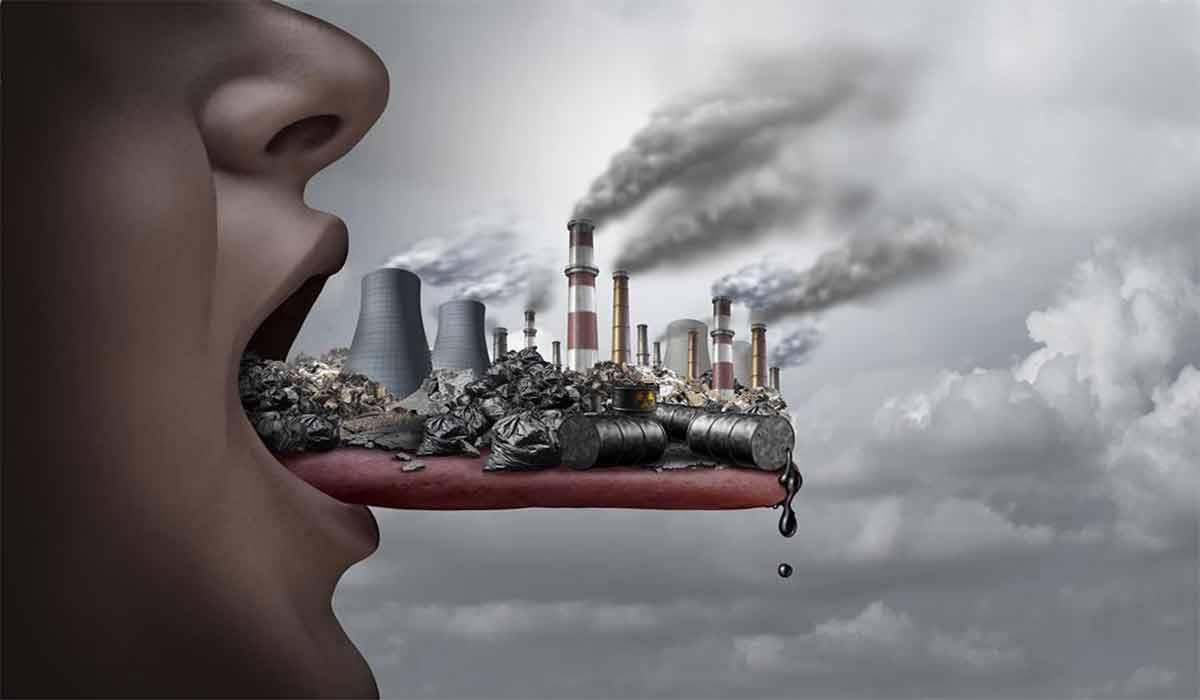 ارتباط آلودگی هوا و کرونا