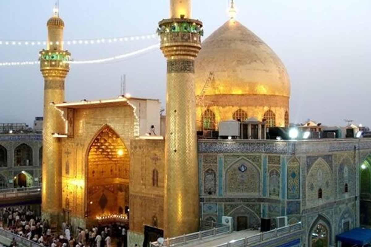 هزار جان گرامی فدای نام علی/ استوری عید غدیر