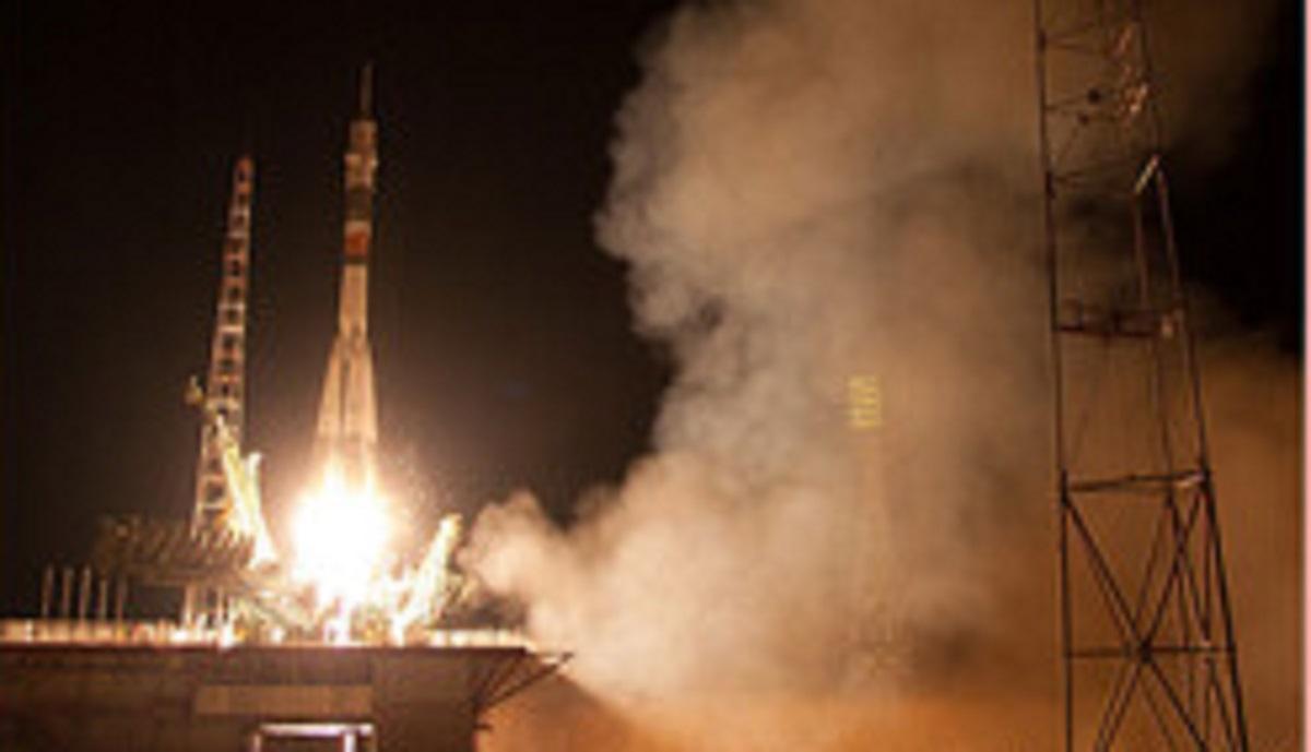 ۳ فضانورد به ایستگاه فضایی بین المللی اعزام شدند