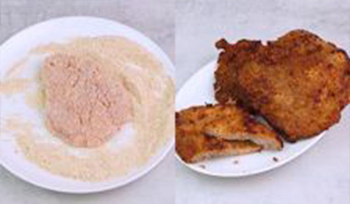 آشپزی| طرز تهیه کتلت ترد