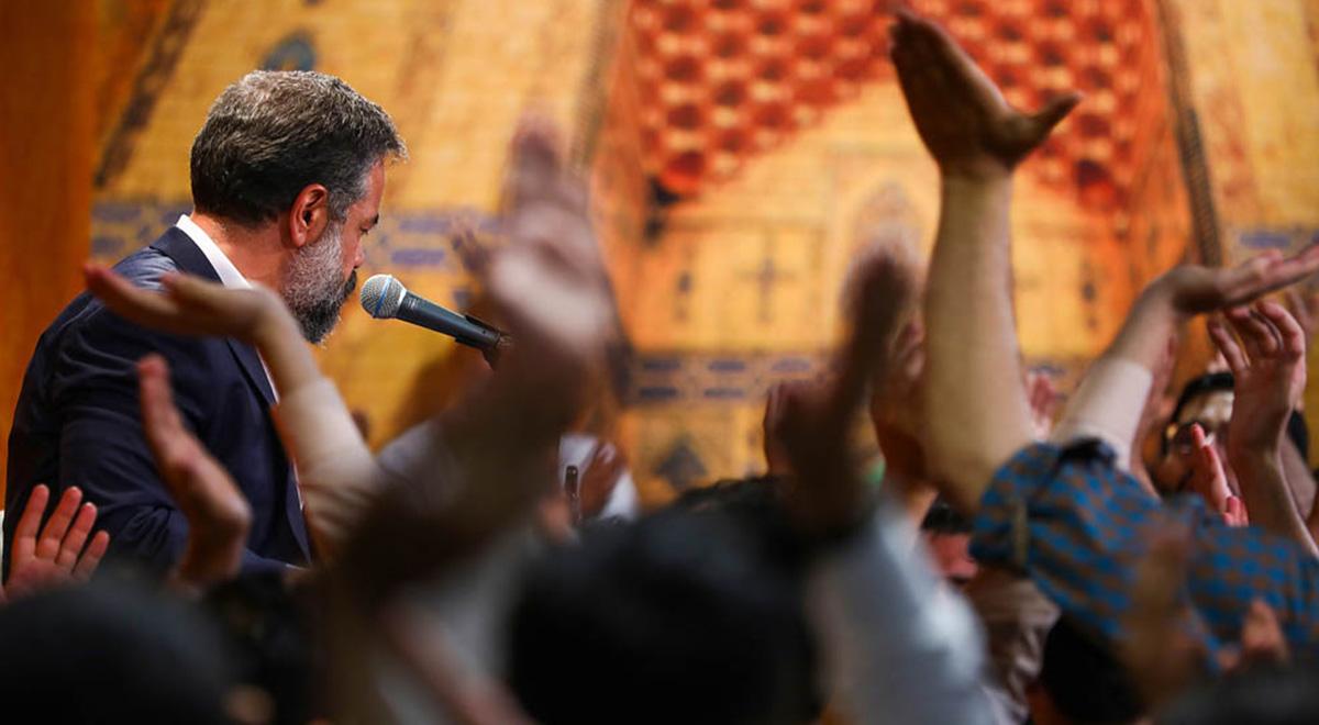 نماهنگ | عید غدیر خم / حاج محمود کریمی