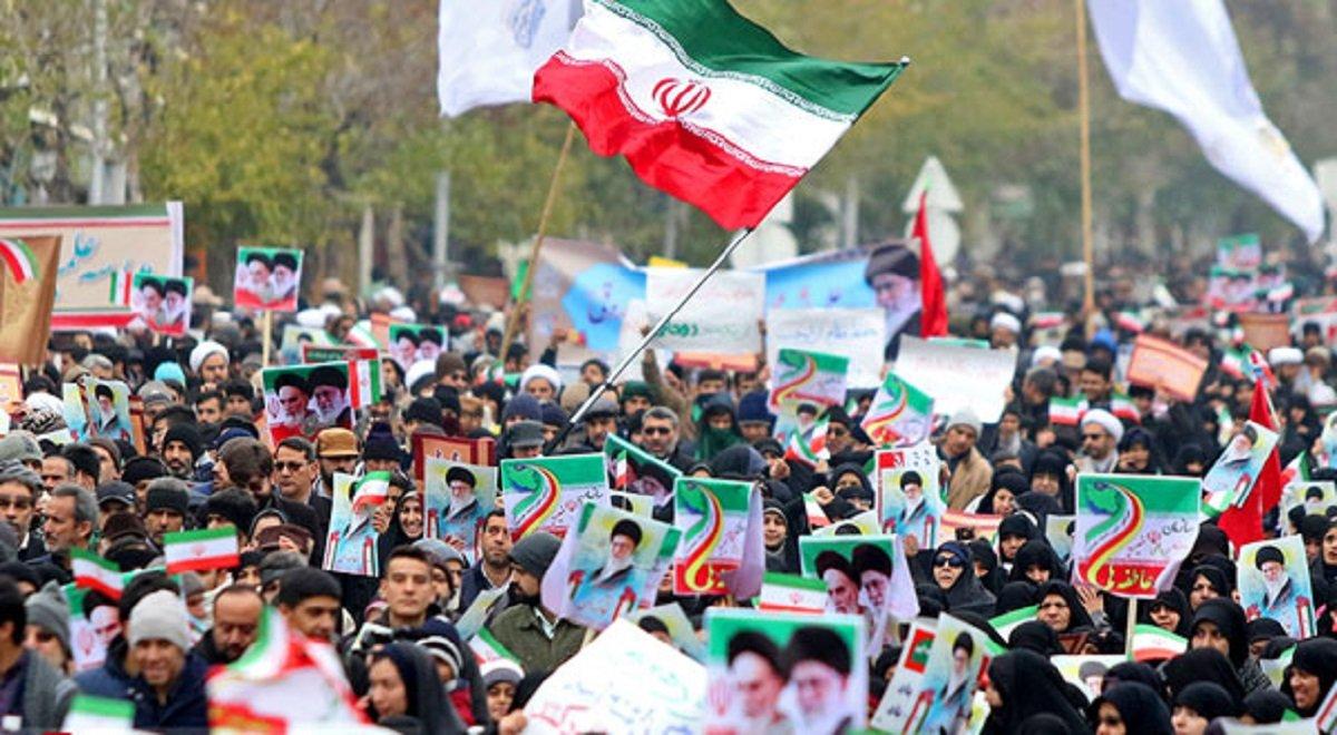 حمایت از اقتدار و امنیت / ادامه راهپیماییهای اعلام انزجار از اغتشاشگران