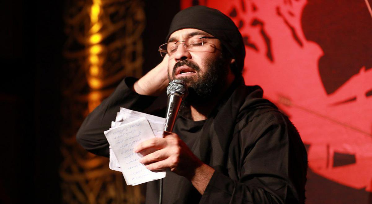 نماهنگ | یه دیونه که حالشو خدا میدونه / حاج عبدالرضا هلالی