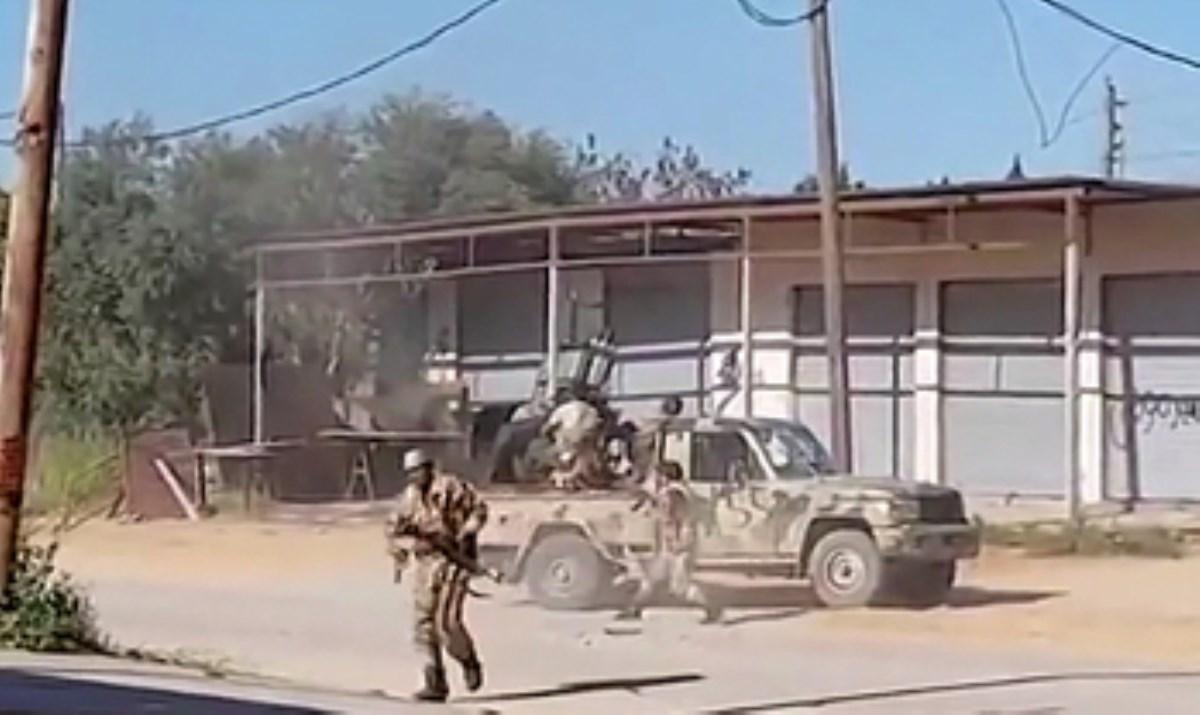 نگرانی شدید ایتالیا از جنگ داخلی در لیبی