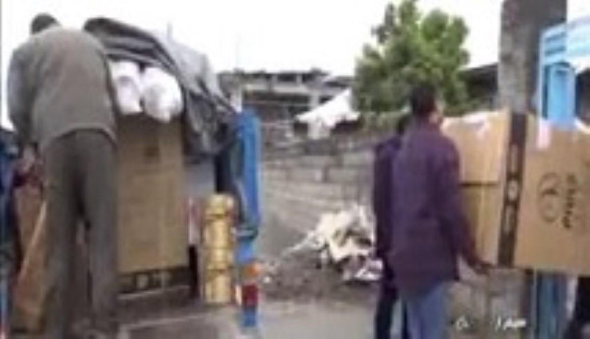 توزیع لوازم خانگی در گلستان و مازندران