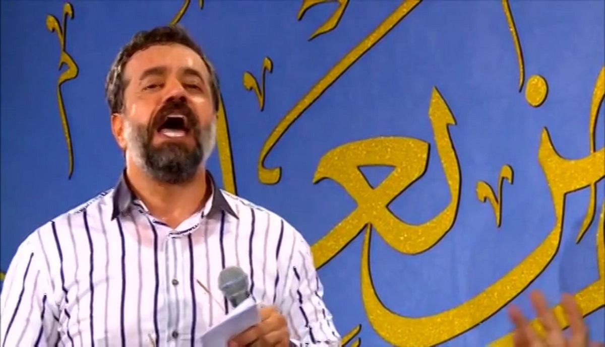 عید غدیر| حاج محمود کریمی: ای دین و زندگی من مولا