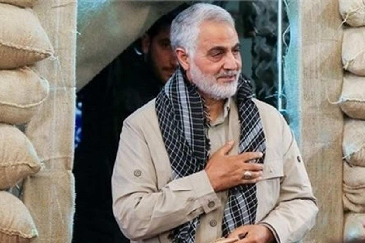سرباز ایرانی قاسم سلیمانی | نماهنگ