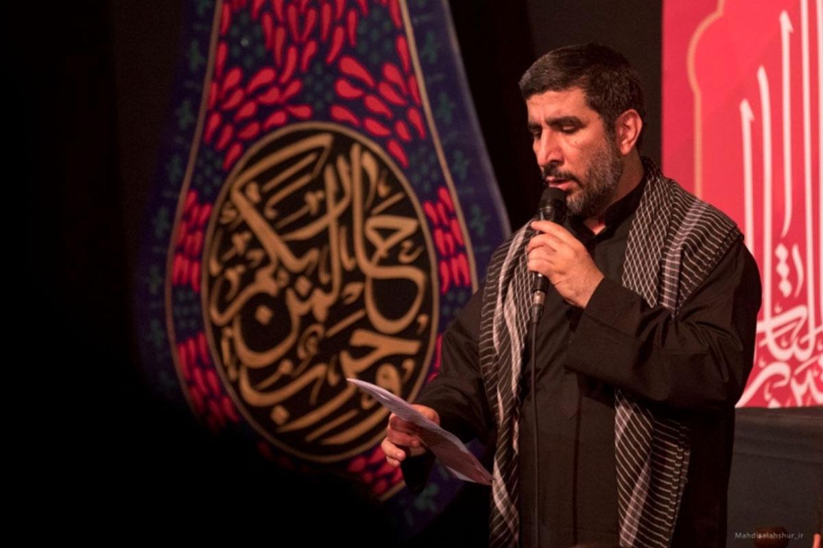 مداحی فاطمیه1398/ محمدجواد احمدی: کوثری نوری مادر بهشت