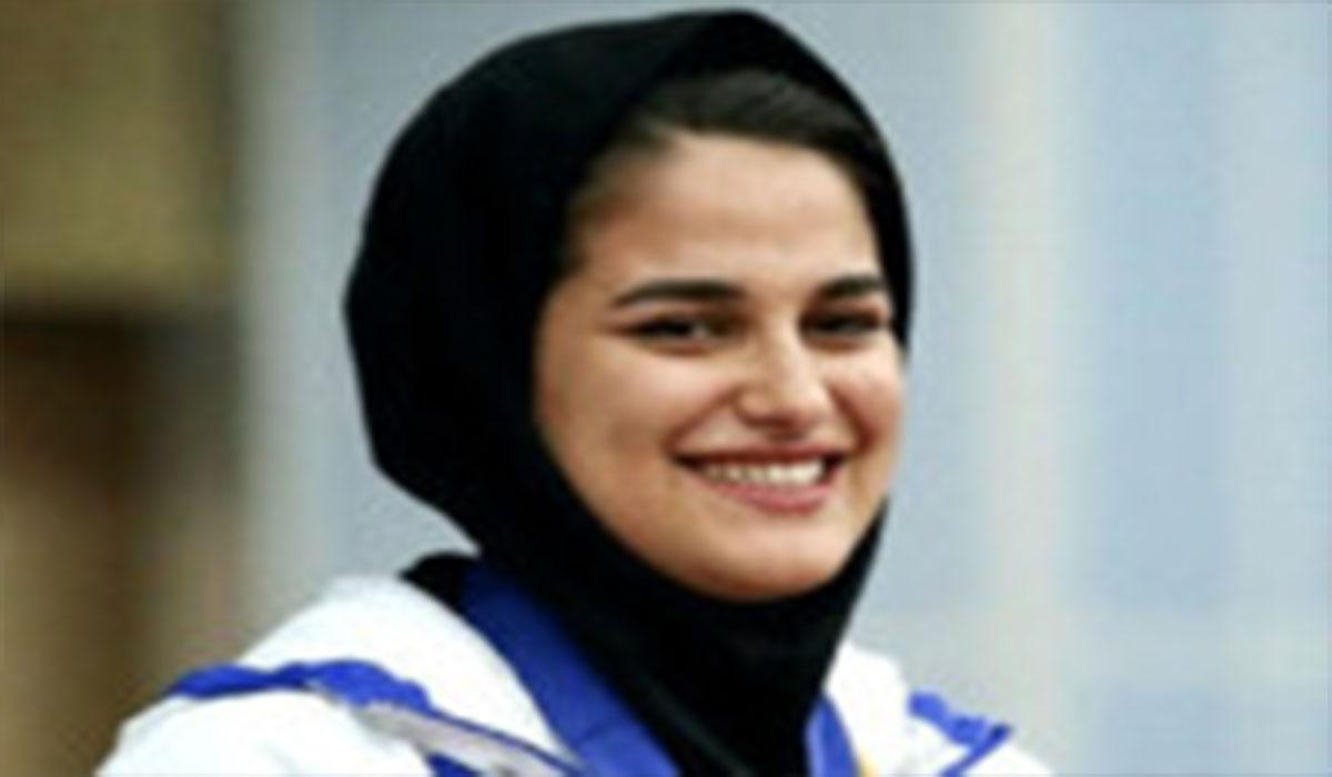 حس نجمه خدمتی در لحظه قطعی شدن مدال طلا جواد فروغی
