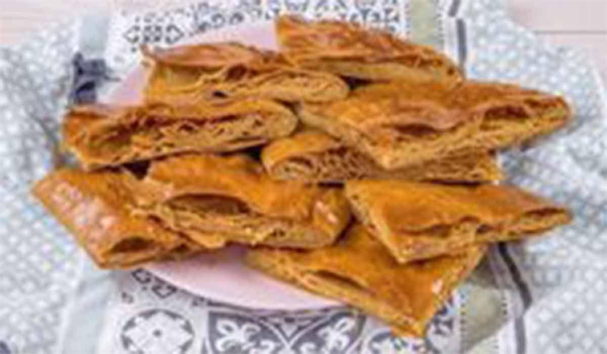 شیرینی طرز تهیه کفیر فوکاسیا