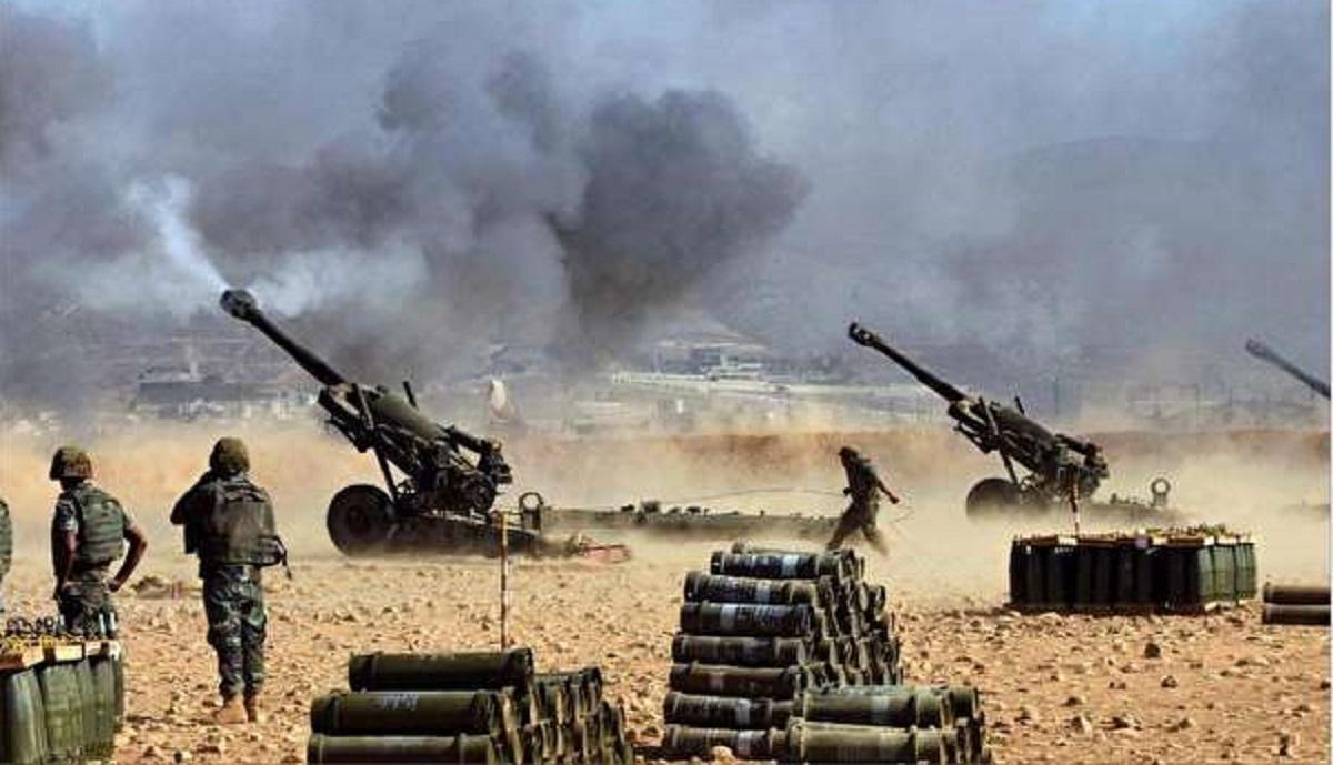 ارتش سوریه پشت دروازه های خان شیخون