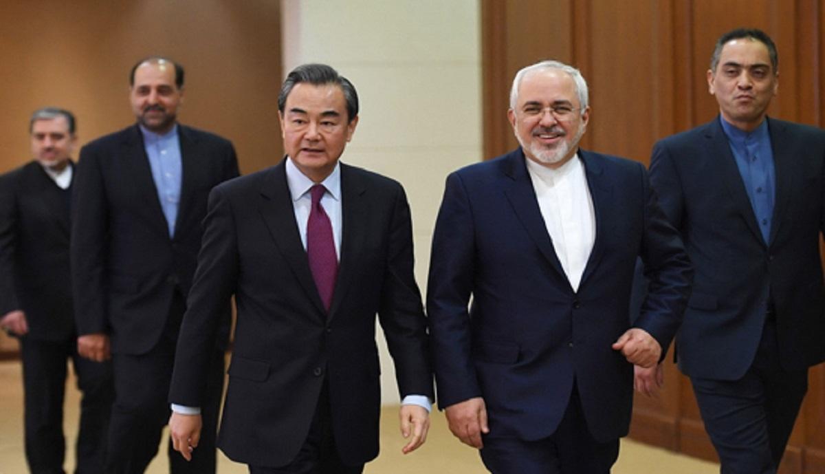 لزوم همکاری ایران و چین علیه یک جانبه گرایی